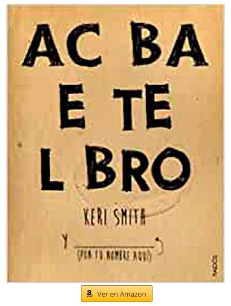 Acaba este libro